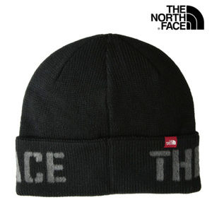 a1de2f30ee8d5 The North Face Accessories - The North Face - TNF Felted Logo Beanie (BLACK)